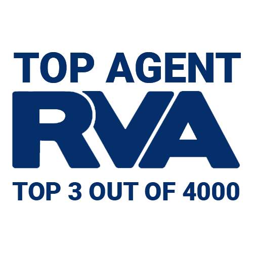 Top Agent RVA Top 3 Out of 4000 icon