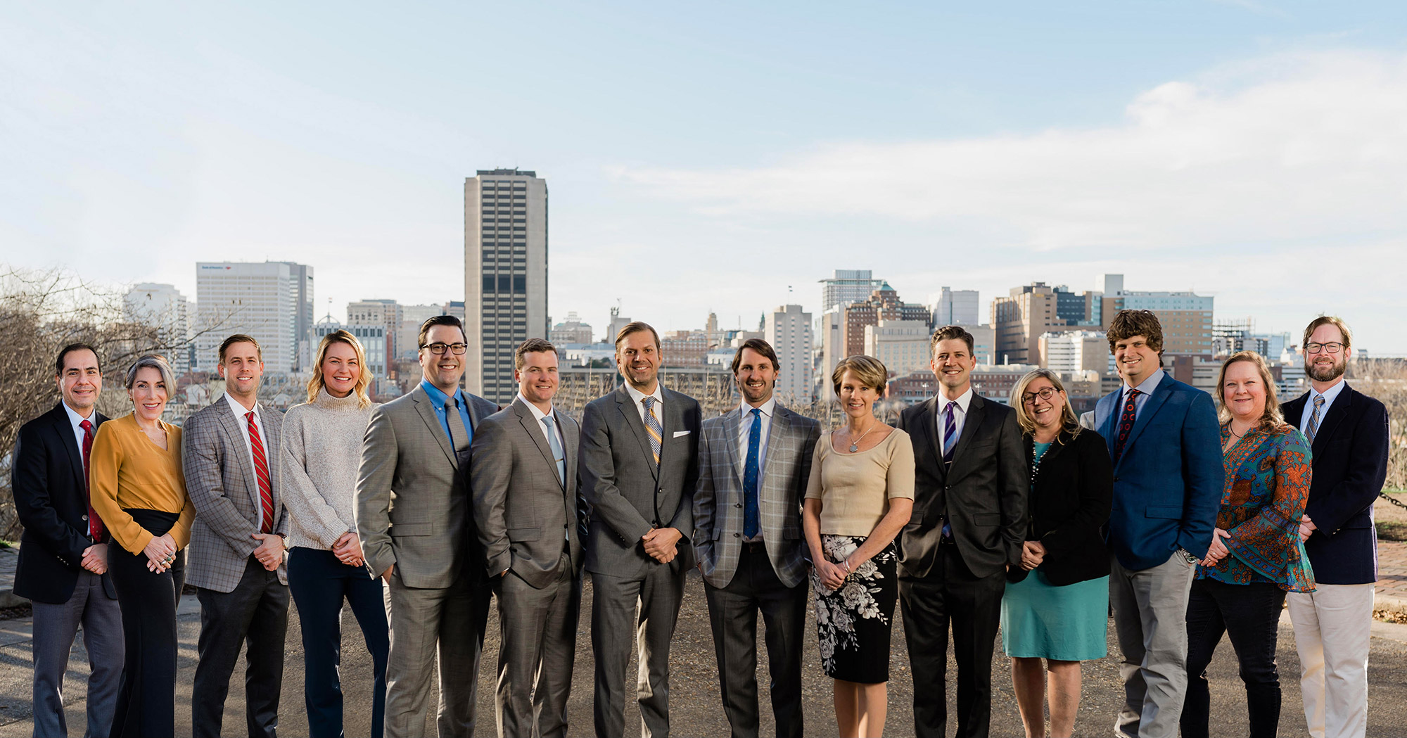 Cabell Childress Group Team Photo